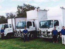 Team members | the Moving Man