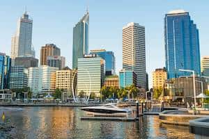 Office removals Perth CBD by The Moving Man-1