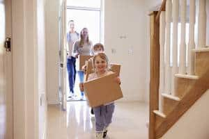 Guide to moving house with kids